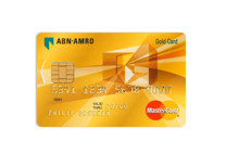abn amro gold card