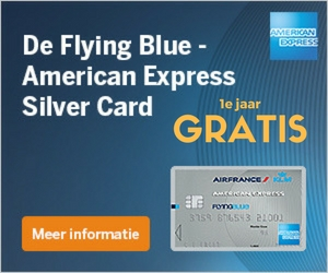 flying blue 1 jaar gratis