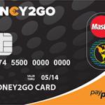 money2go prepaid mastercard aanvragen