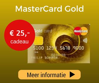 Mastercard aanvragen