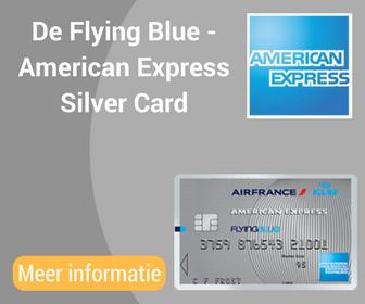 De Flying Blue -American ExpressSilver Card