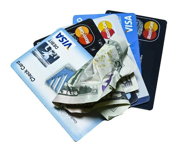 geld op debitcard
