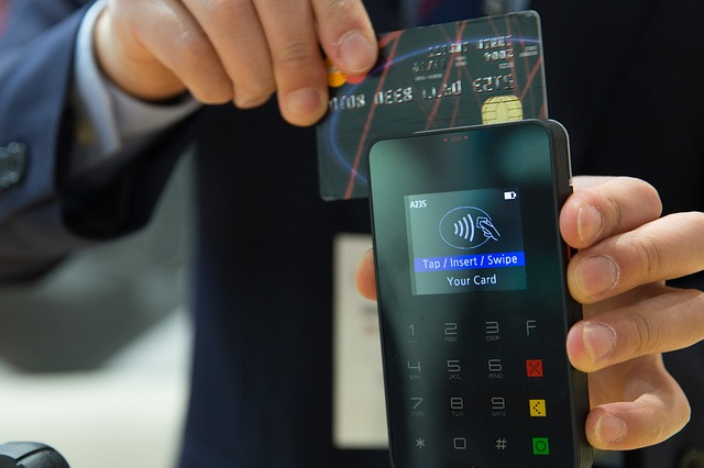 debit card gebruiken