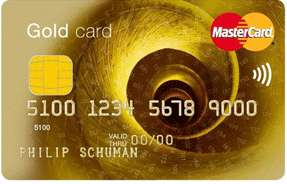 mastercard gold web