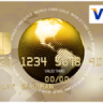 visa world card gold aanvragen