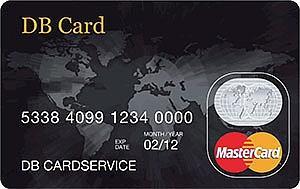 db card aanvragen