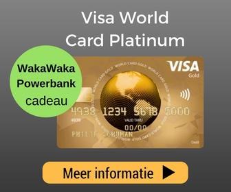 creditcard zonder limiet