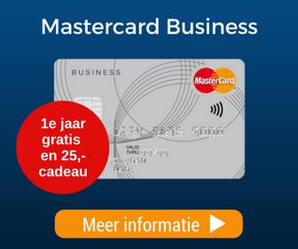 Zakelijke creditcard