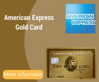 De Flying Blue -American ExpressEntry Card