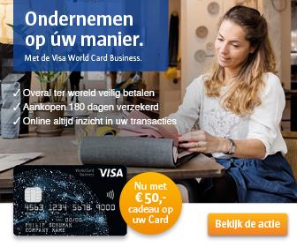 Beste Zakelijke creditcard