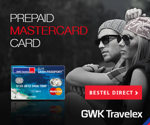 prepaid gwk travelex creditcard