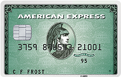 American Express businees green card