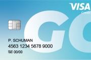 ICS GO Card (Visa prepaid)