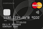 MasterCard Corporate aanvragen