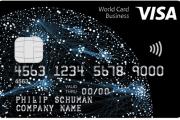 Visa World Card Business