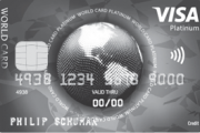 Visa Word Card Platinum